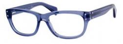 Alexander McQueen 4223 Eyeglasses Eyeglasses - 0BMP Transparent Blue