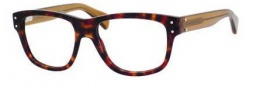Alexander McQueen 4224 Eyeglasses Eyeglasses - 0ATM Havana/Light Brown