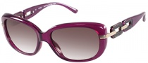 Guess GU 7274 Sunglasses Sunglasses - PNK-35: Crystal Pink