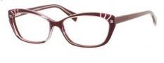 Alexander McQueen 4232 Eyeglasses Eyeglasses - 0SS8 Aubergine Transparent