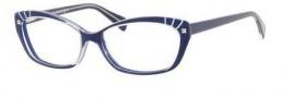 Alexander McQueen 4232 Eyeglasses Eyeglasses - 0RJF Blue Crystal