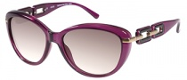 Guess GU 7273 Sunglasses Sunglasses - PNK-35: Crystal Pink