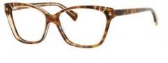 Alexander McQueen 4233 Eyeglasses Eyeglasses - 008L Champagne Nge/Havana