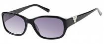 Guess GU 7265 Sunglasses Sunglasses - BLK-3: Black