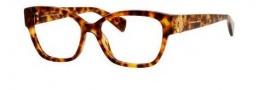 Alexander McQueen 4246 Eyeglasses Eyeglasses - 02IC Havana