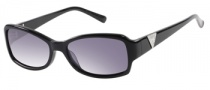 Guess GU 7263 Sunglasses Sunglasses - BLK-3: Black