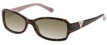 Guess GU 7263 Sunglasses Sunglasses - TOPK-1: Tortoise Pink