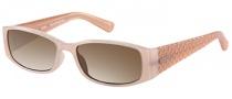 Guess GU 7259 Sunglasses Sunglasses - PE-1: Peach