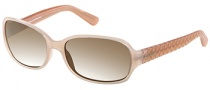 Guess GU 7257 Sunglasses Sunglasses - PE-1: Peach