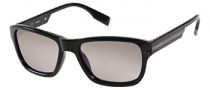 Guess GU 6802 Sunglasses Sunglasses - BLK-3: Shiny Black