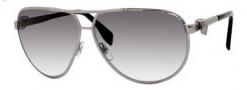 Alexander McQueen 4156/S Sunglasses Sunglasses - 06LB Ruthenium (LF gray gradient lens)
