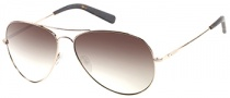 Guess GU 6769 Sunglasses Sunglasses - GLD-34: Shiny Gold