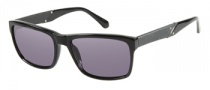 Guess GU 6756 Sunglasses Sunglasses - BLK-3: Black