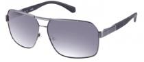 Guess GU 6751 Sunglasses Sunglasses - GUN-35: Satin Gunmetal