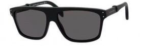 Alexander McQueen 4209/S Sunglasses Sunglasses - 0QHC Matte Black (E5 smoke lens)