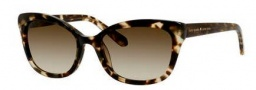 Kate Spade Amara/S Sunglasses Sunglasses - 0JBA Tortoise (Y6 brown gradient lens)