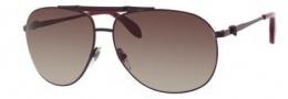 Alexander McQueen 4210/S Sunglasses  Sunglasses - 0Q05 Aubergine (D8 brown gradient lens)