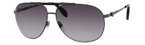 Alexander McQueen 4210/S Sunglasses  Sunglasses - 0KJ1 Dark Ruthenium (HA brown gradient lens)