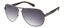 Guess GU 6750 Sunglasses Sunglasses - GUN-35: Satin Gunmetal