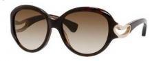 Alexander McQueen 4217/S Sunglasses Sunglasses - 0TVD Havana (CC brown gradient lens)