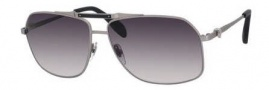 Alexander McQueen 4221/S Sunglasses Sunglasses - 0R81 Matte Ruthenium (9C dark gray gradient lens)