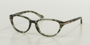 Tory Burch TY2034 Eyeglasses Eyeglasses - 1241 Green Tortoise
