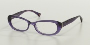 Coach HC6035 Eyeglasses Eyeglasses - 5097 Transparent Purple