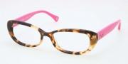 Coach HC6035 Eyeglasses Eyeglasses - 5102 Spotty Tortoise / Fuschia