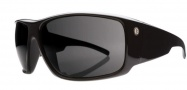 Electric Backbone Sunglasses Sunglasses - Gloss Black / Grey