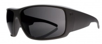 Electric Backbone Sunglasses Sunglasses - Matte Black / Grey Polarized