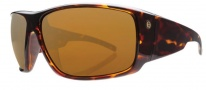 Electric Backbone Sunglasses Sunglasses - Tortoise / Bronze Polarized Level 11
