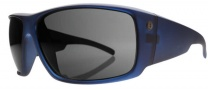 Electric Backbone Sunglasses Sunglasses - Blue / Grey