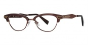 Seraphin Grand Eyeglasses Eyeglasses - 8555 Dark Brown / Antique Gold / Dark Tortoise