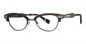 Seraphin Grand Eyeglasses Eyeglasses - 8557 Dark Gunmetal / Silver/ Black Tokyo