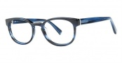 Seraphin Johnson Eyeglasses Eyeglasses - 8690 Blue Demi