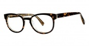 Seraphin Johnson Eyeglasses Eyeglasses - 8650 Brown Demi