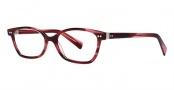 Seraphin Kelly Eyeglasses Eyeglasses - 8709 Burgundy Fusion