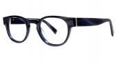 Seraphin Kent Eyeglasses Eyeglasses - 8727 Blue Horn