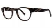 Seraphin Kent Eyeglasses Eyeglasses - 8730 Brown Horn