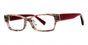 Seraphin Kentucky Eyeglasses Eyeglasses - 8656 Burgundy Marble / Deep Burgundy