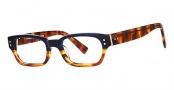 Seraphin Kipling Eyeglasses Eyeglasses - 8623 Blue Tortoise