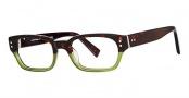 Seraphin Kipling Eyeglasses Eyeglasses - 8572 Dark Tortoise / Green