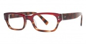 Seraphin Kipling Eyeglasses Eyeglasses - 8622 Red Tortoise