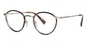 Seraphin Milton Eyeglasses Eyeglasses - 8747 Dark Tortoise Demi / Gold