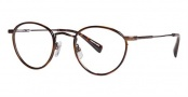 Seraphin Milton Eyeglasses Eyeglasses - 8748 Light Blonde Demi / Bronze