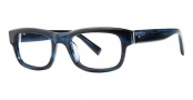 Seraphin Oak Eyeglasses Eyeglasses - 8690 Blue Demi