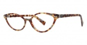 Seraphin Olympia Eyeglasses Eyeglasses - 8720 Amber Tortoise