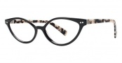 Seraphin Olympia Eyeglasses Eyeglasses - 8810 Black / White Tortoise