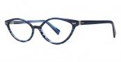 Seraphin Olympia Eyeglasses Eyeglasses - 8801 Blue Fusion