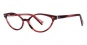 Seraphin Olympia Eyeglasses Eyeglasses - 8709 Burgundy Fusion